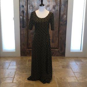 LuLaRoe Dresses - LuLaroe maxi dress